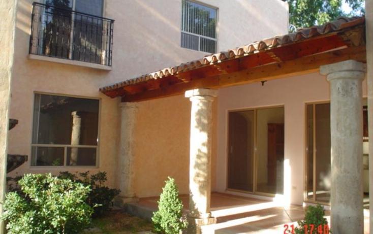 Foto de casa en venta en cuernavaca 200, san alberto, saltillo, coahuila de zaragoza, 1630324 No. 22