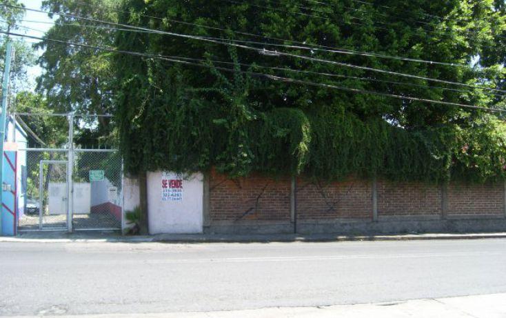 Foto de terreno habitacional en venta en, cuernavaca centro, cuernavaca, morelos, 1389541 no 01