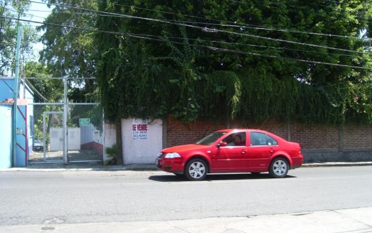 Foto de terreno habitacional en venta en  , cuernavaca centro, cuernavaca, morelos, 1389541 No. 02
