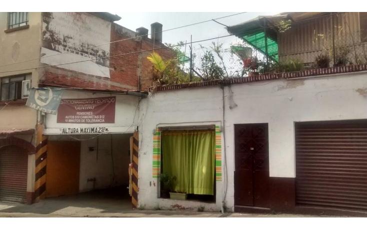 Foto de terreno habitacional en venta en  , cuernavaca centro, cuernavaca, morelos, 2012177 No. 01
