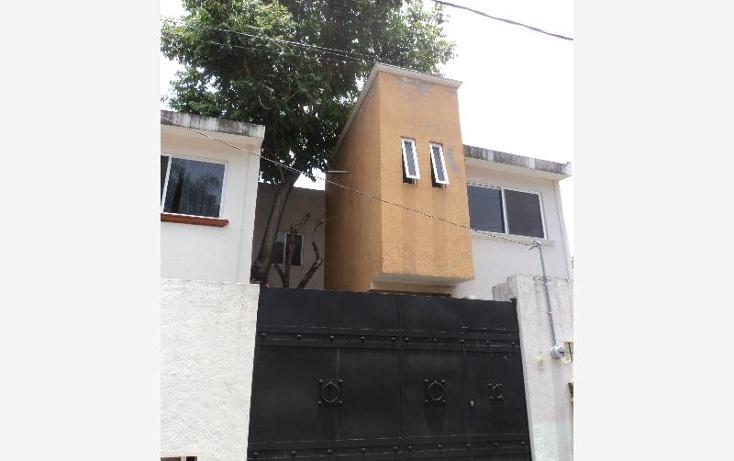 Foto de casa en venta en  , cuernavaca centro, cuernavaca, morelos, 388672 No. 01