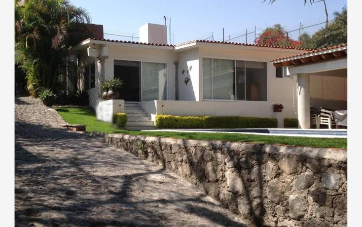 Foto de casa en venta en  , cuernavaca centro, cuernavaca, morelos, 445706 No. 01