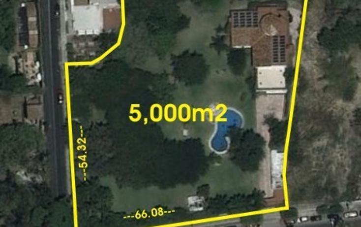 Foto de terreno habitacional en venta en  , cuernavaca centro, cuernavaca, morelos, 825141 No. 02
