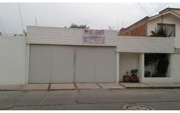 Foto de casa en venta en  , cuesco, pachuca de soto, hidalgo, 1678511 No. 01
