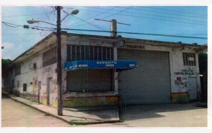 Foto de bodega en venta en  , cuichapa viejo, moloacán, veracruz de ignacio de la llave, 1422255 No. 01
