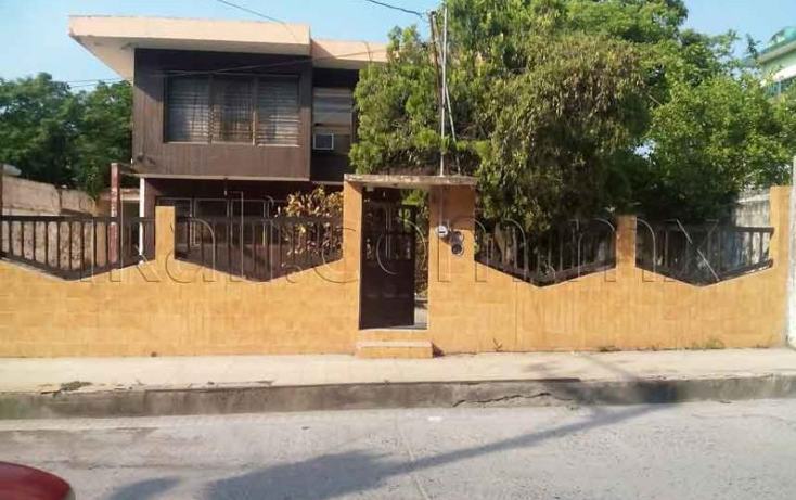 Foto de casa en venta en  15, escudero, tuxpan, veracruz de ignacio de la llave, 1427993 No. 01