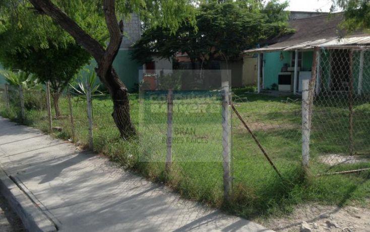 Foto de terreno habitacional en venta en cuitlahuac 42, méxico, matamoros, tamaulipas, 1364475 no 01
