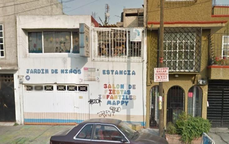 Foto de casa en venta en  , culhuacán ctm croc, coyoacán, distrito federal, 1365265 No. 01