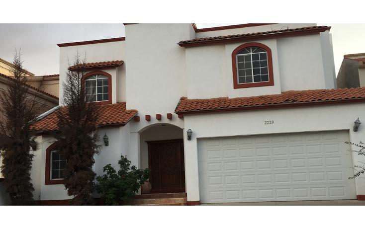 Foto de casa en venta en  , cumbres 4a etapa, chihuahua, chihuahua, 2042794 No. 01