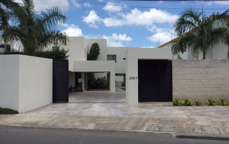Foto de casa en renta en  , cumbres de altabrisa, mérida, yucatán, 1248083 No. 01