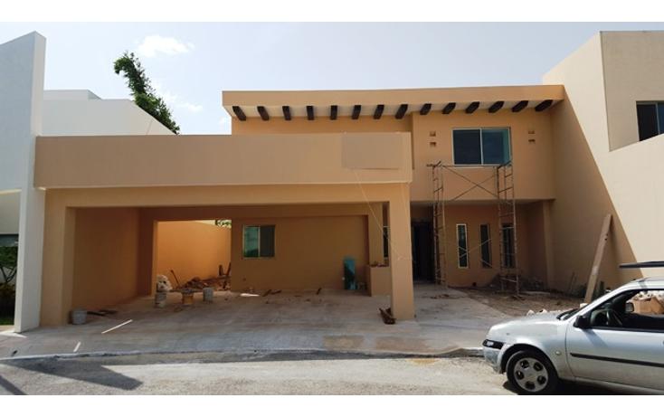 Foto de casa en venta en  , cumbres de altabrisa, mérida, yucatán, 2036728 No. 01