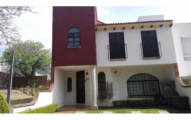 Foto de casa en renta en  , cumbres de morelia, morelia, michoac?n de ocampo, 1829314 No. 04
