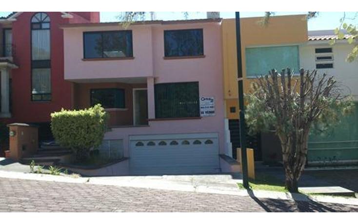 Foto de casa en venta en  , cumbres de morelia, morelia, michoac?n de ocampo, 1864780 No. 01