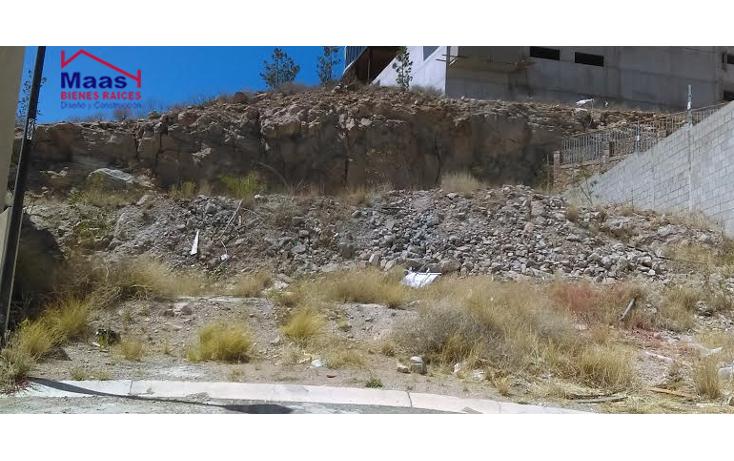 Foto de terreno habitacional en venta en  , cumbres de san francisco i y ii, chihuahua, chihuahua, 1747620 No. 01