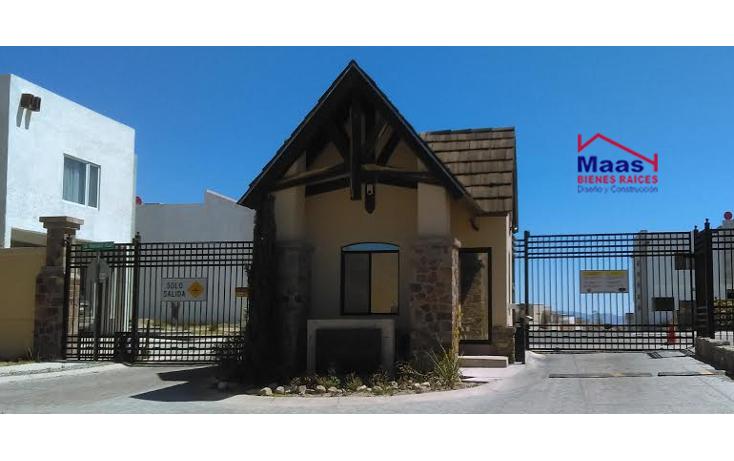 Foto de terreno habitacional en venta en  , cumbres de san francisco i y ii, chihuahua, chihuahua, 1747620 No. 04