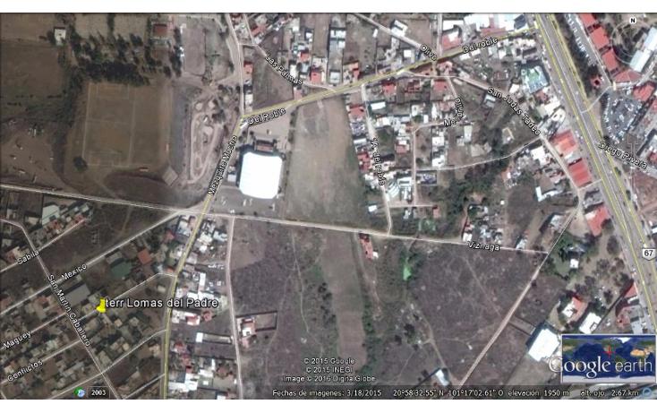 Foto de terreno habitacional en venta en  , cumbres de santa fe, guanajuato, guanajuato, 1554440 No. 02