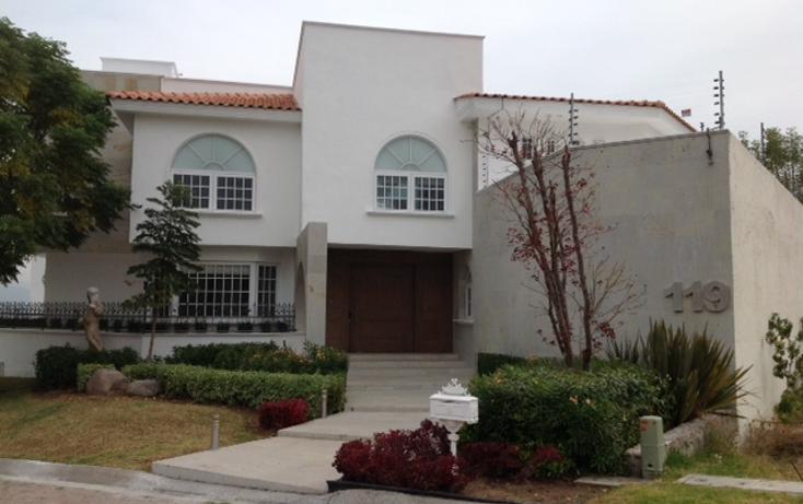 Foto de casa en venta en  , cumbres del campestre, león, guanajuato, 1260491 No. 01