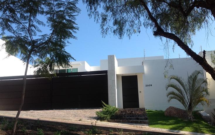 Foto de casa en venta en  , cumbres del campestre, león, guanajuato, 1278137 No. 01