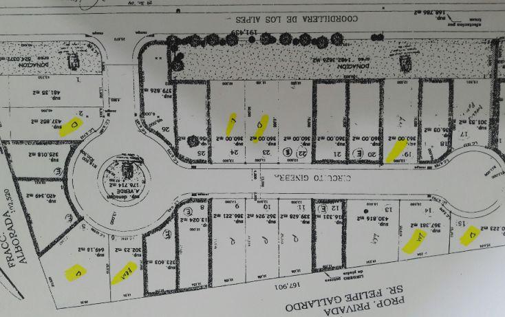 Foto de terreno habitacional en venta en, cumbres del campestre, león, guanajuato, 1998904 no 02
