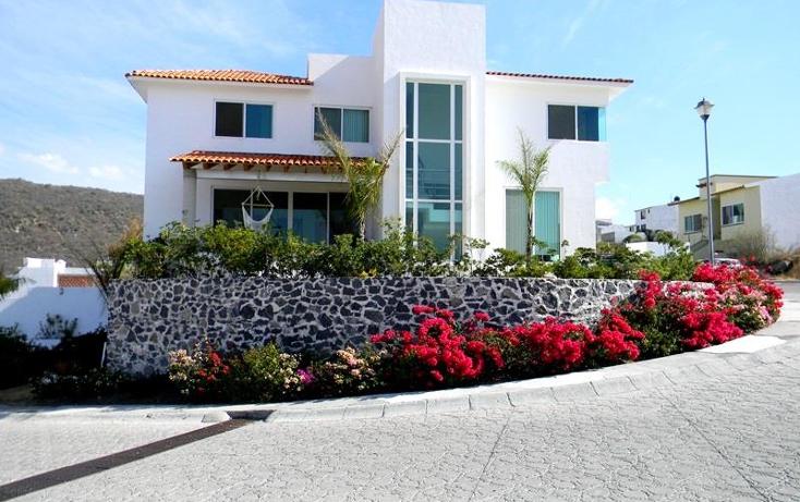 Foto de casa en venta en  0, cumbres del cimatario, huimilpan, querétaro, 855203 No. 01