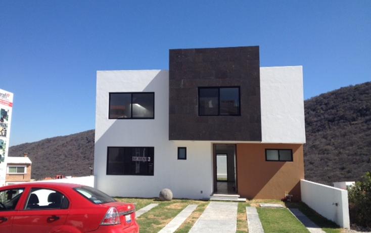 Foto de casa en renta en  , cumbres del cimatario, huimilpan, querétaro, 1196745 No. 01