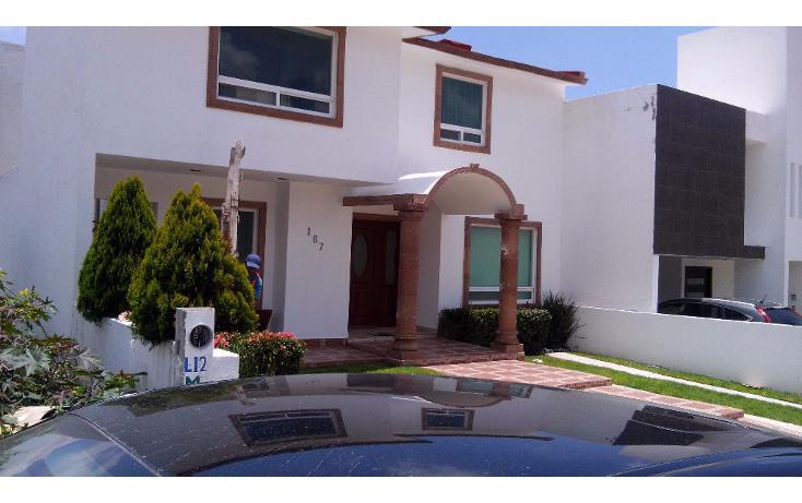 Foto de casa en venta en  , cumbres del cimatario, huimilpan, querétaro, 1230705 No. 01