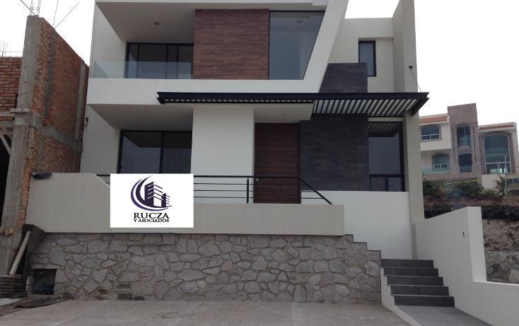 Foto de casa en venta en  , cumbres del cimatario, huimilpan, querétaro, 1699656 No. 01