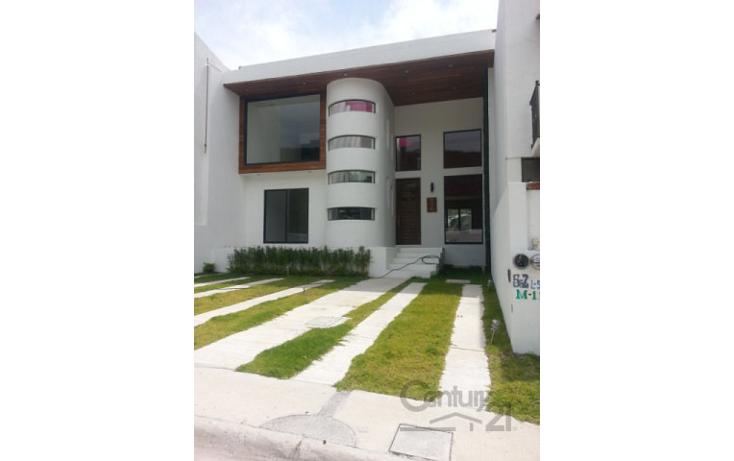 Foto de casa en venta en  , cumbres del cimatario, huimilpan, quer?taro, 1858774 No. 01