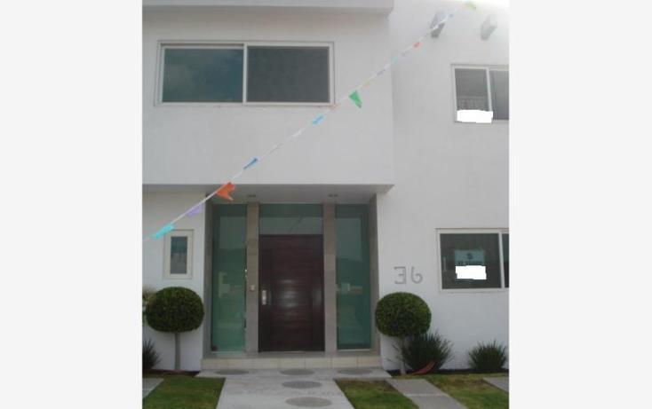 Foto de casa en venta en  , cumbres del cimatario, huimilpan, querétaro, 382759 No. 01