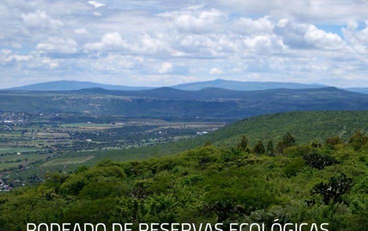 Foto de terreno habitacional en venta en  , cumbres del cimatario, huimilpan, querétaro, 451717 No. 08