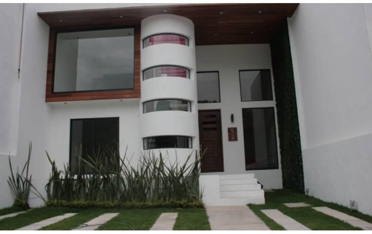 Foto de casa en venta en  , cumbres del cimatario, huimilpan, quer?taro, 613528 No. 01