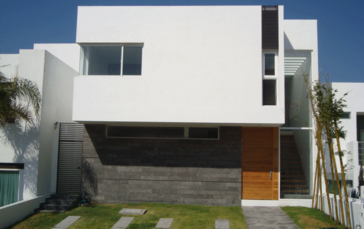 Foto de casa en venta en  , cumbres del cimatario, huimilpan, quer?taro, 727389 No. 01