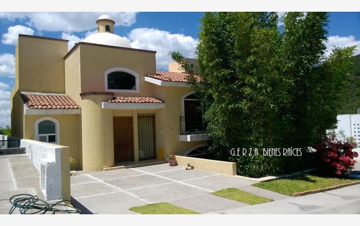 Foto de casa en venta en  , cumbres del cimatario, huimilpan, querétaro, 916663 No. 01