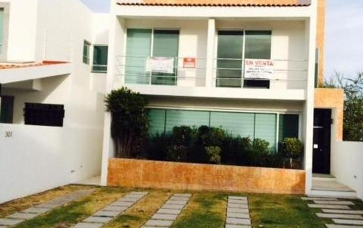 Foto de casa en venta en  , cumbres del lago, querétaro, querétaro, 1038829 No. 02