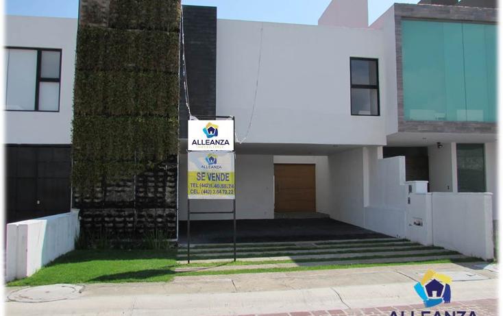 Foto de casa en venta en  , cumbres del lago, querétaro, querétaro, 1136105 No. 01