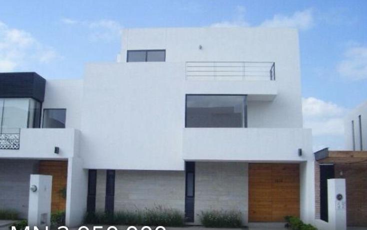 Foto de casa en venta en  , cumbres del lago, querétaro, querétaro, 1197057 No. 01