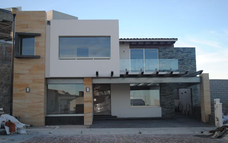 Foto de casa en venta en  , cumbres del lago, quer?taro, quer?taro, 1208217 No. 01