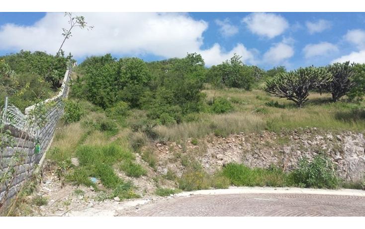 Foto de terreno habitacional en venta en  , cumbres del lago, querétaro, querétaro, 1400547 No. 01