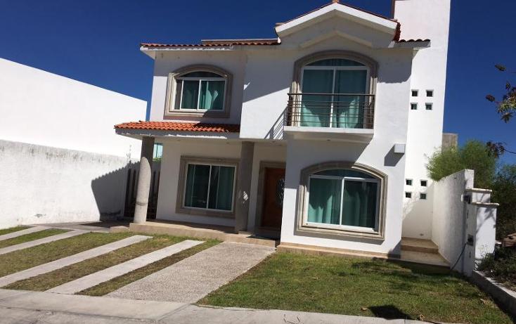 Foto de casa en venta en  , cumbres del lago, querétaro, querétaro, 1592848 No. 01