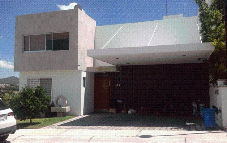 Foto de casa en venta en  , cumbres del lago, querétaro, querétaro, 1609389 No. 01