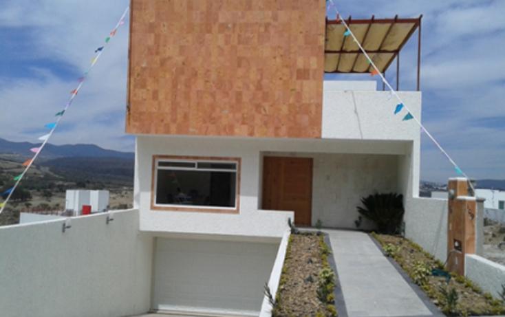 Foto de casa en venta en  , cumbres del lago, quer?taro, quer?taro, 1672025 No. 01