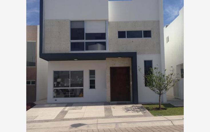 Foto de casa en venta en  , cumbres del lago, querétaro, querétaro, 1672436 No. 01
