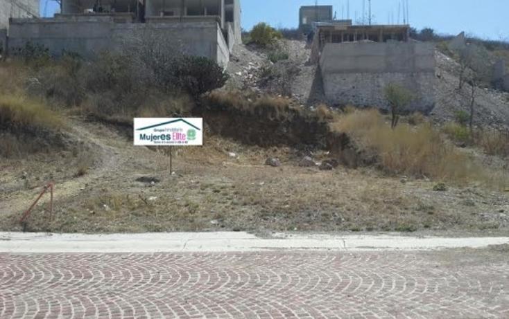 Foto de terreno habitacional en venta en  , cumbres del lago, querétaro, querétaro, 1678545 No. 01
