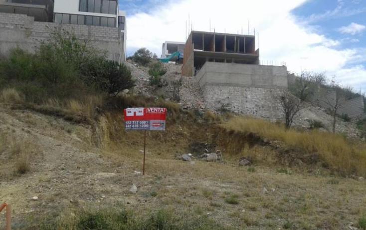 Foto de terreno habitacional en venta en  ., cumbres del lago, querétaro, querétaro, 1821890 No. 04