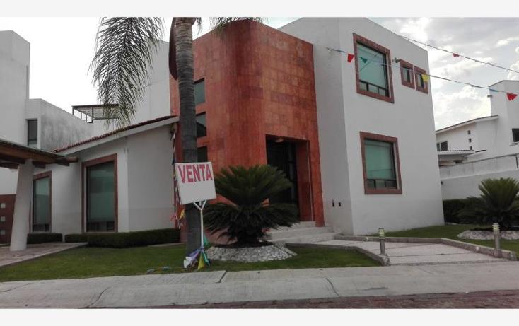Foto de casa en venta en  , cumbres del lago, querétaro, querétaro, 2039598 No. 01