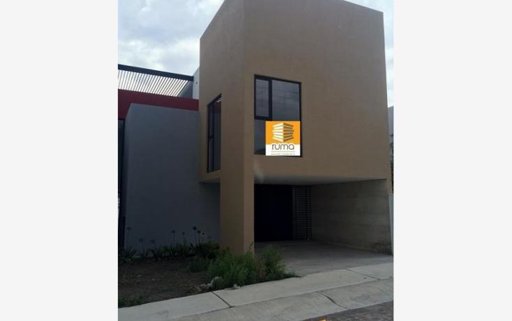 Foto de casa en venta en  , cumbres del lago, querétaro, querétaro, 2039690 No. 01