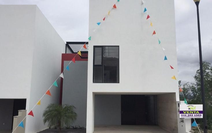 Foto de casa en venta en  , cumbres del lago, querétaro, querétaro, 2634166 No. 01