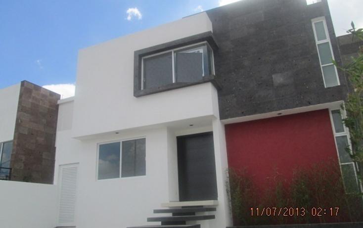 Foto de casa en venta en  , cumbres del lago, quer?taro, quer?taro, 451582 No. 01