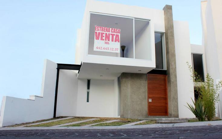 Foto de casa en venta en  , cumbres del lago, querétaro, querétaro, 621997 No. 01