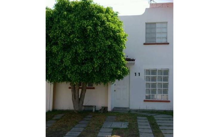 Foto de casa en venta en  , cumbres del roble, corregidora, quer?taro, 1872642 No. 01